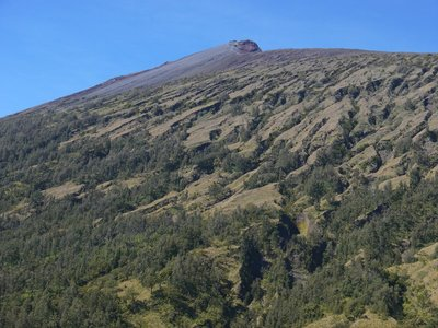 Rinjani from the other side