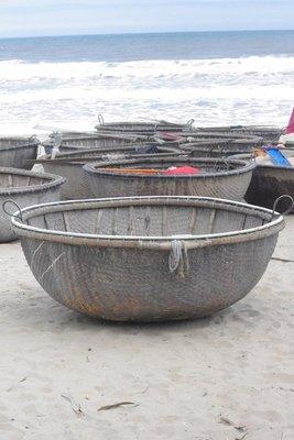 Traditional fishing boats