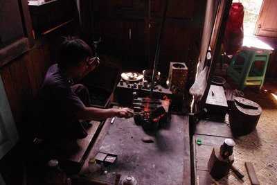 Blacksmiths workshop