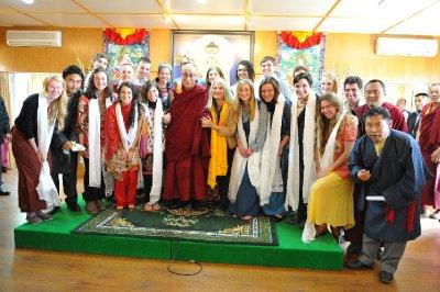 Dalai Lama pic!