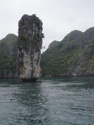 One of the many amazing rocks