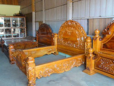 Lovely solid wood furniture
