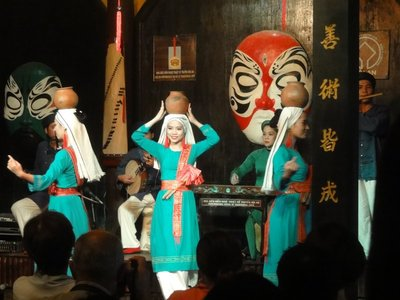 Traditional Arts performance