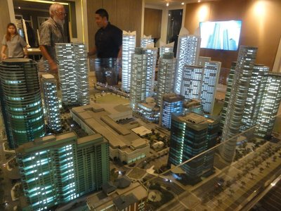 A model of the Rockwell development