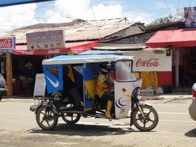 Playas motor taxi