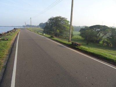 The bund road