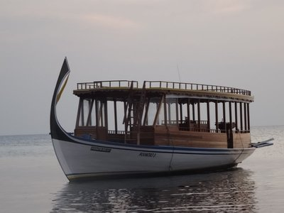 New boat just launched