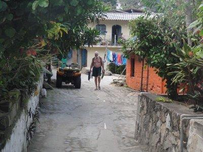Part of main street