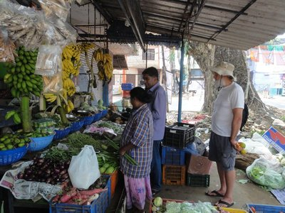 Don at the market