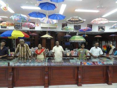 Umbrella store