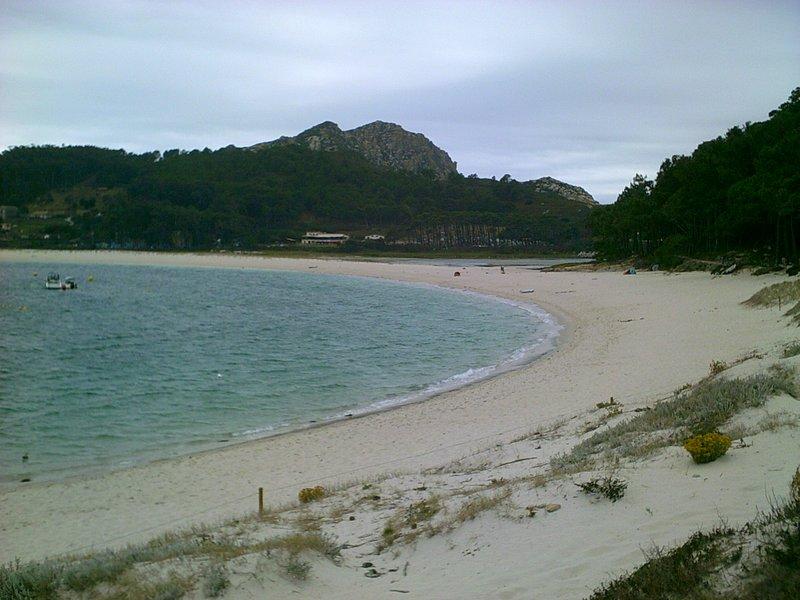 Cíes bay