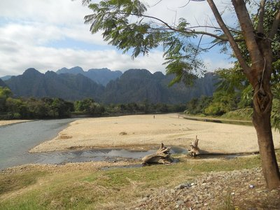 Tubing River