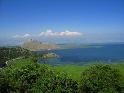 Czarnogóra - Jezioro Szkoderskie