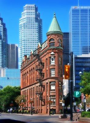 Toronto Down Town