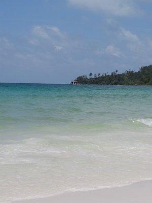 aaah, the beach again...