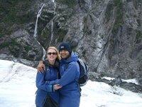 Climbing Franz Josef