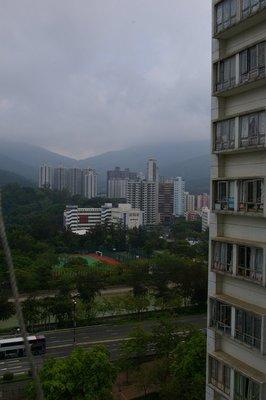 Tai Po Market area