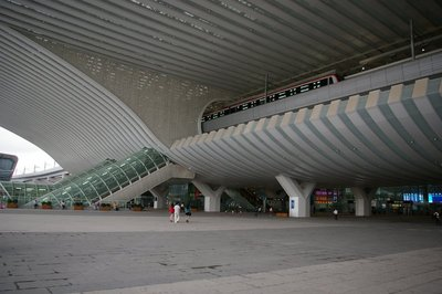 Shenzhen Train Station