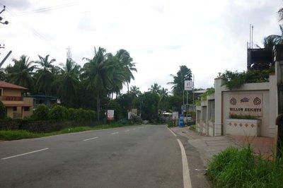 Petrol Strike - deserted roads