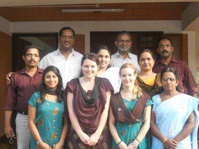 Last day at Jananeethi