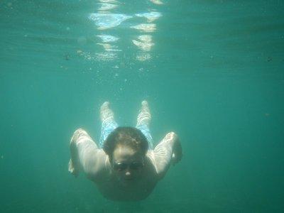 Underwater Ross