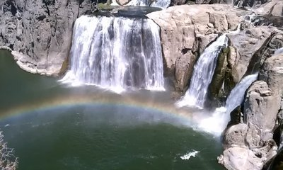 Shashone Falls, Twin Falls, ID