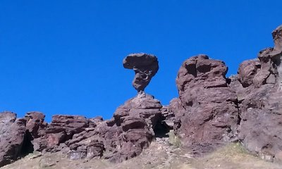 Balanced Rock, Buhl, ID
