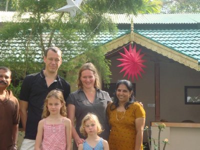 Brechtje Family with Jojo & Gladies