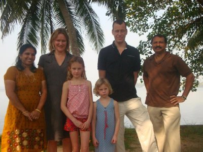 Our Guest Brechtje & Family( Neder land) with Jojo & Gladies