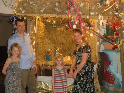 St. George Churchs Crib