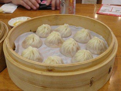 pork steamed dumplings