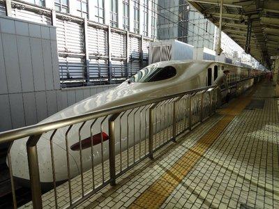 Nozomi bullet train