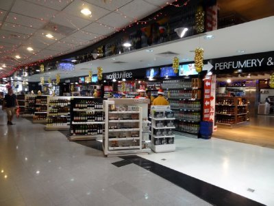 Dutyfree @ CMB Airport