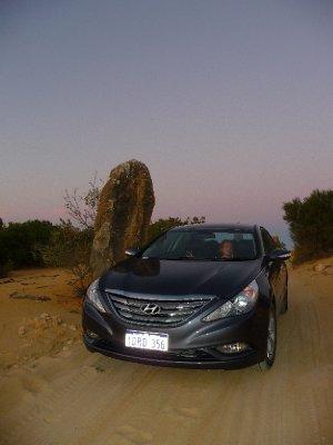 Hyundai Desert Ride