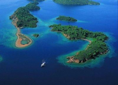 Gocek 12 Islands.