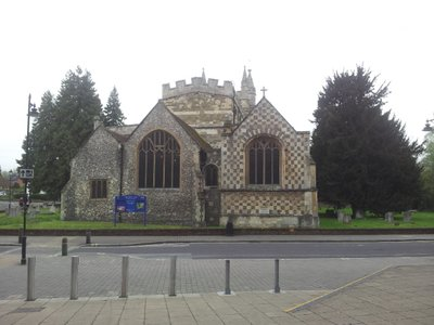 Basingstoke Church