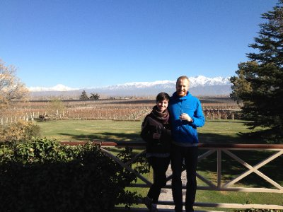 Mendoza, a day at the wineries