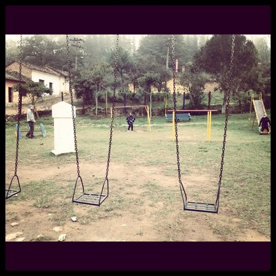Playground in Samaipata