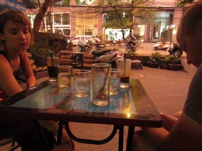 1st night in Hanoi