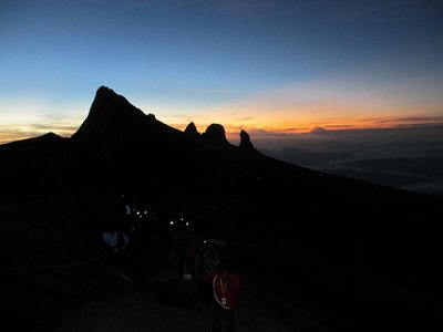 06.  sunrise at the summit