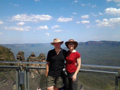 Three Sisters, Katoomba, Blue Mountains