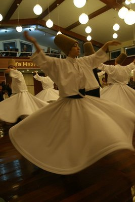 Whirling Dervish 2