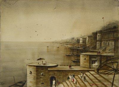 Tranquil Varanasi