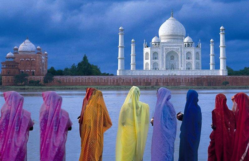 Opulent Taj
