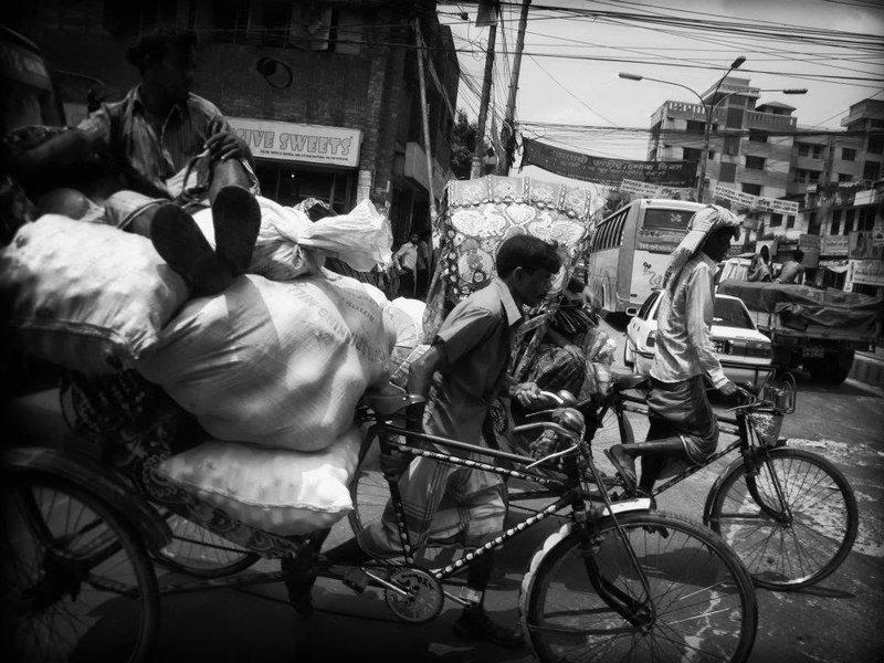 The Dhaka Grunge