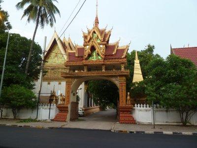 Vat in Vientiane
