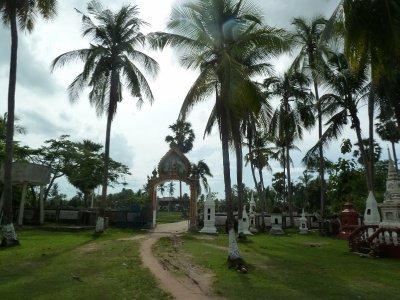 Tempel auf Don Det