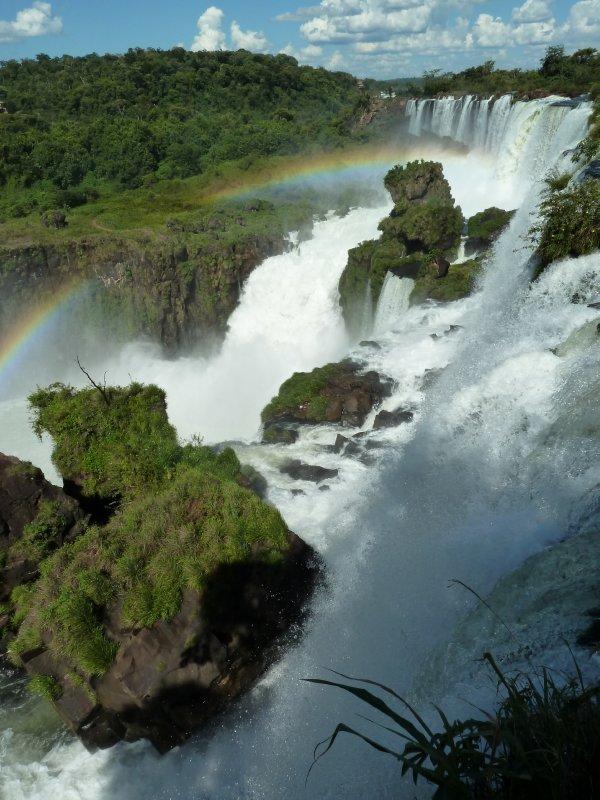 Iguazu-Wasserfälle - Argentinien