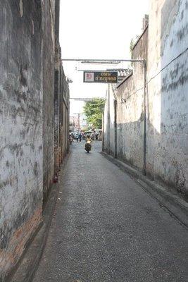 phuket alley
