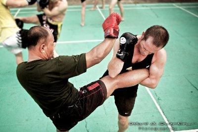 Kun Khmer training